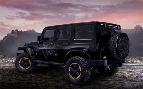 car jeep black 4 jeep wrangler dragon hd wallpapers background images