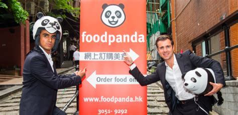 food delivery in hong kong with foodpanda steps