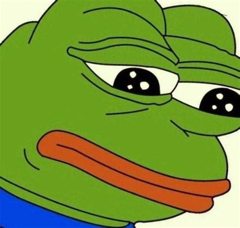 Meme Frog - image 862066 feels bad man sad frog know your meme memes