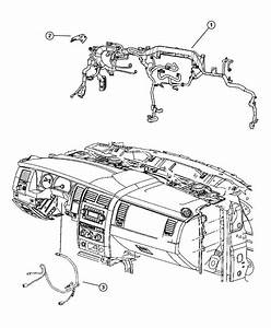 Chrysler Aspen Bracket  Connector