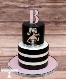 vintage cake topper glamorous cake designs