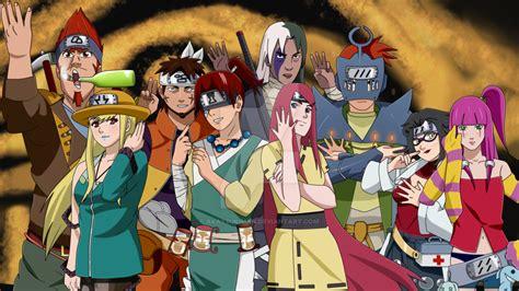 Naruto Ocs By Akatsukiman On Deviantart