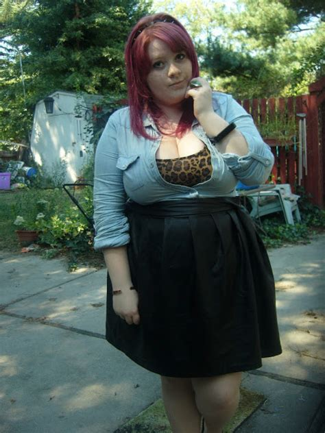Real Fat Style Tough Girl