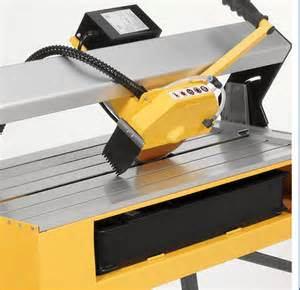 qep 83200q tile cutting bridge saw 24inch 3550rpm