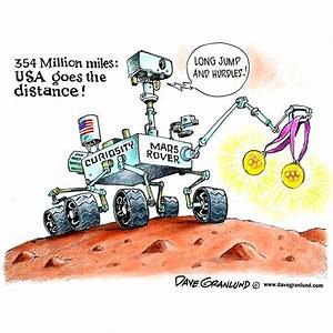 Mars Curiosity Rover Laser Funny - Pics about space