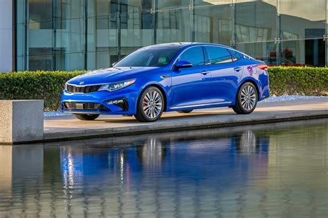 Auto Show 2019 : Refreshed 2019 Kia Optima Debuts At New York International