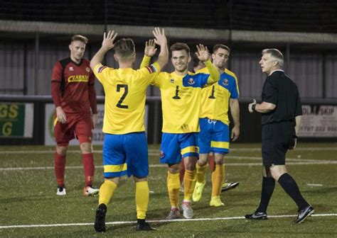MIDWEEK FOOTBALL ROUND-UP: Parker scores four as AFC ...