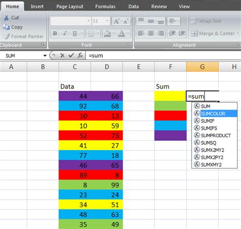 excel vba cell color s excel tips let s some useful excel tips to