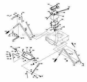 Troy Bilt 33 Inch Mower Parts