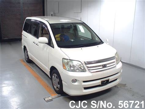 2006 toyota noah white for sale stock no 56721 used cars exporter