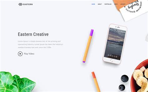 eastern creative multipurpose template zip website templates templates themes board