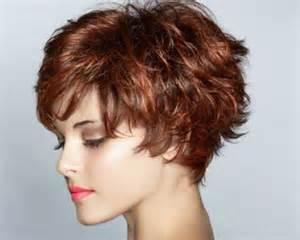 Short Hairstyle Shag Haircuts