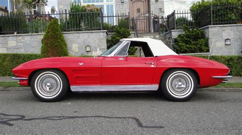 1963 Chevrolet Corvette  Overview Cargurus