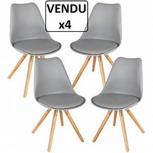 Lot Chaises Scandinaves : chaises de maison atmosphera achat vente de chaises de maison atmosphera comparez les prix ~ Teatrodelosmanantiales.com Idées de Décoration