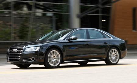 2011 Audi A8 42 Quattro  Road Test  Car Reviews Car
