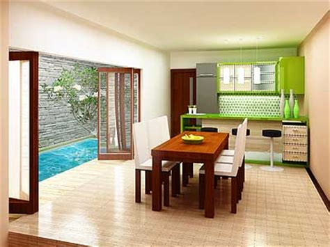 desain ruang makan minimalis sederhana sakti desain