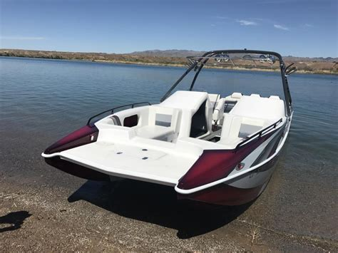 22 Deck Boat by Shockwave Boats For Sale