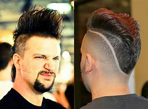 Mohawk Hairstyles For Men To Express Impress