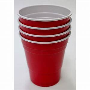 Cups - Beer Pong, Red Minis 40 pk | Catering Supplies ...