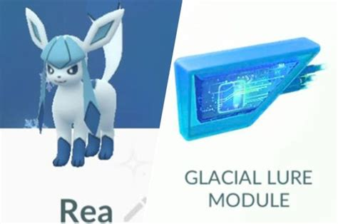 pokemon  glaceon   evolve eevee  glaceon