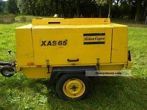 Atlas Copco Xas 65 1995 Other Construction Vehicles Photo And Specs