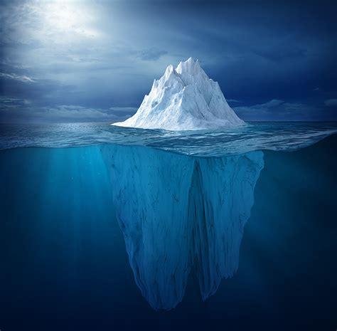 Ice berg…new image from Clor | clorstudios