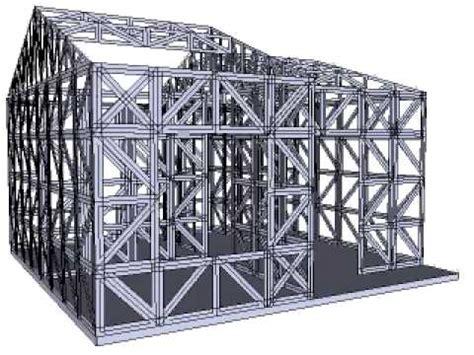 animasi konstruksi rumah baja ringan youtube