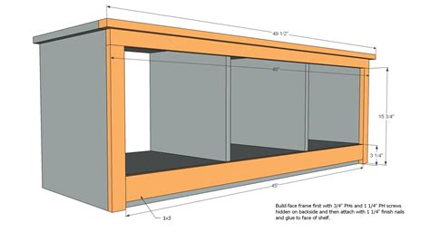 gesall chapter  hall tree bench woodworking plans