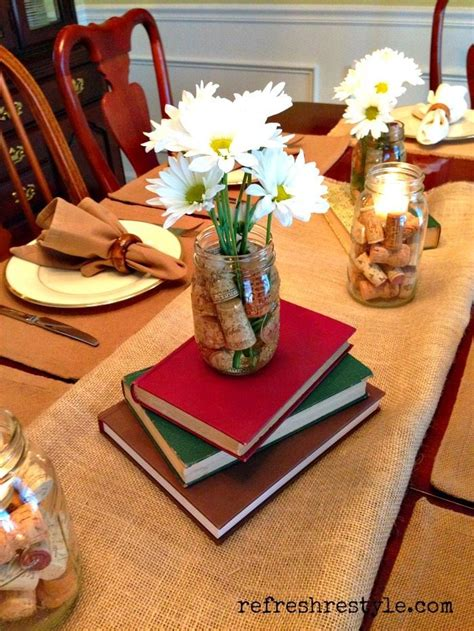 Books For Decor - book club ideas refresh restyle