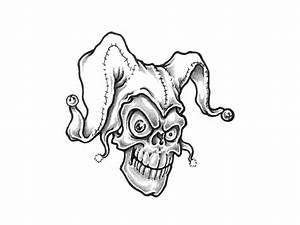 Image Gallery joker drawings tattoo design