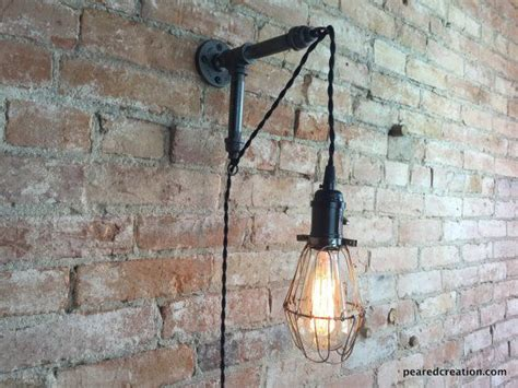 17 best ideas about plug in wall sconce on pinterest