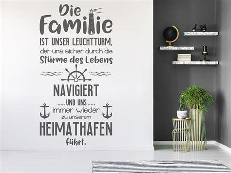 Wandtattoo Kinderzimmer Leuchtturm by Wandtattoo Familie Ist Unser Leuchtturm Wandtattoos De