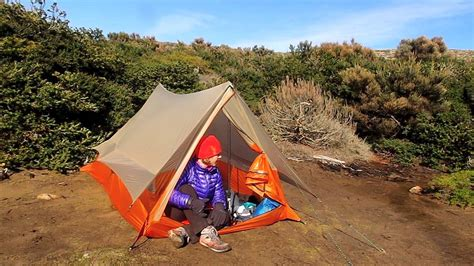 1 person backpacking tent editors 39 choice 2013 big agnes scout ul2 tent