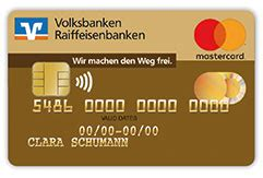 goldkarte visa oder mastercard gold volksbanken