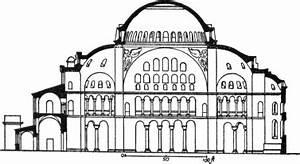 Anthemius of Tralles and Isidoros of Miletus (designers ...