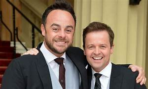 Declan Donnelly sends heartfelt birthday message to Ant ...