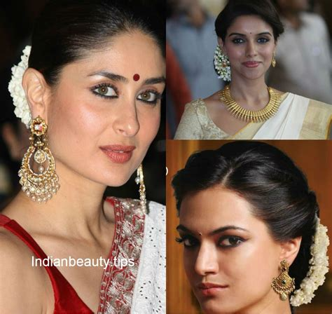traditional south indian hairstyle google search hair