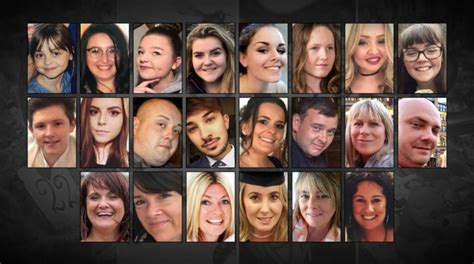 Manchester Arena Inquiry: Relatives to give 'pen portraits ...