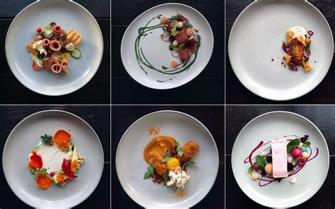 haute cuisine dishes finally someone made junk food look as as it tastes
