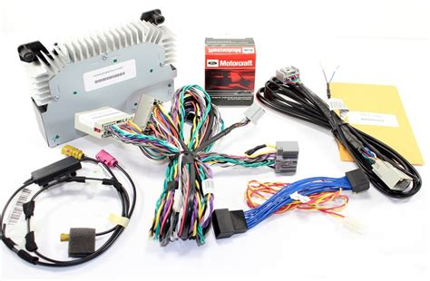 2012 Mustang Antenna Wiring Diagram by 2009 2012 Ford Escape Sync 1 Gps Navigation Radio