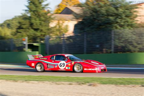 Ferrari 512 BB LM - Chassis: 28601 - Driver: Mr. John of B ...