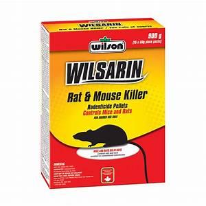 Produit Pour Tuer Les Souris : wilson app t en granules pour rats et souris wilsarin 7705880 rona ~ Melissatoandfro.com Idées de Décoration