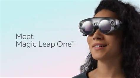 magic leap reveals ar headset look sets 2018