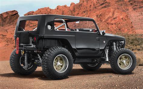 2017 Jeep Quicksand Concept