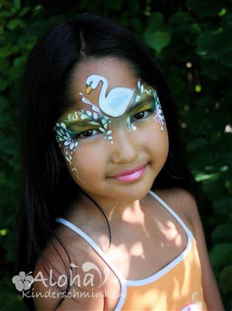 kinderschminken motive fuer ihre kinderparty