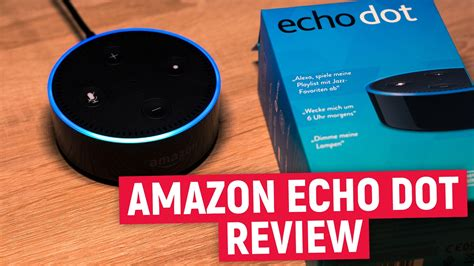 echo dot 3 test echo dot test review f 252 r jeden raum