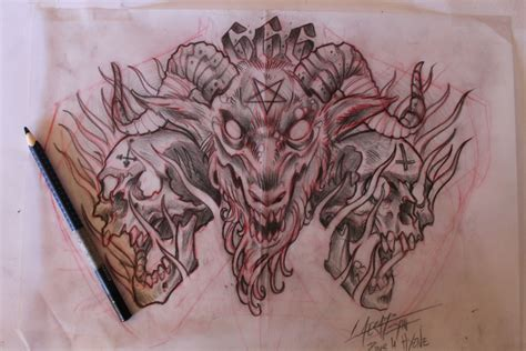 666 Tattoo Arterror