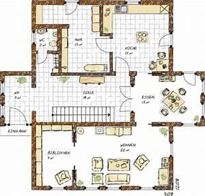 Haus Raumaufteilung Beispiele : einfamilienhaus grundrisse von 150 200 qm ~ Lizthompson.info Haus und Dekorationen