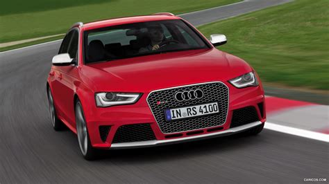 Audi Avant Front Wallpaper
