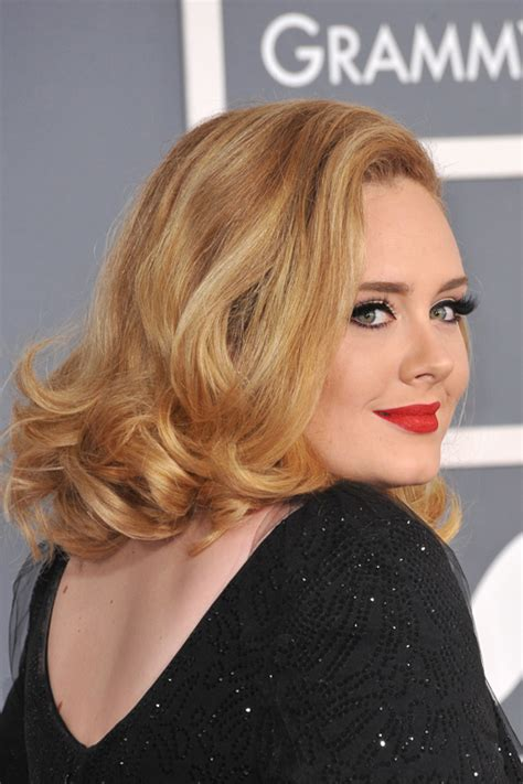 adele hair color adele s hairstyles hair colors style page 2